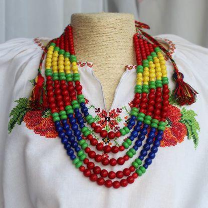 Изображение Цветочное ожерелье