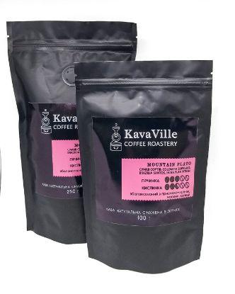 Изображение Кава натуральна MOUNTAIN PLATO, 100 грамів