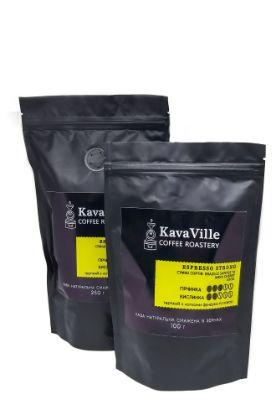 Изображение Кава натуральна ESPRESSO STRONG, 100 грамів