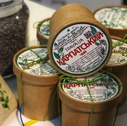 Зображення Фірмовий карпатський чай Тrava.UA