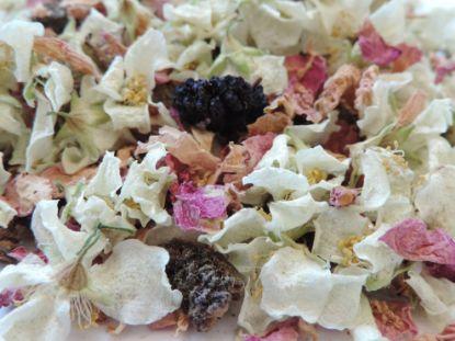 Зображення Чай «Медова стевія, Чайна троянда і Ко»