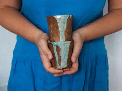 Зображення Чашка з японської кераміки