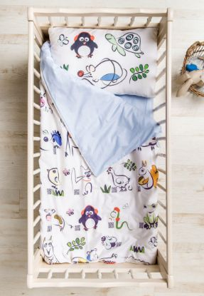 Зображення Дитяча постільна білизна Animals