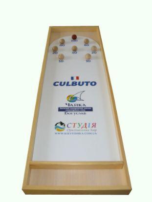 Изображение Французька гра Кульбуто стандарт