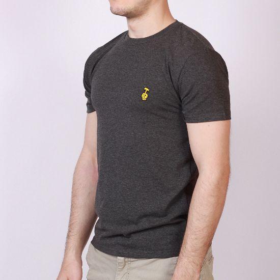 Зображення Футболка Grey basic t-shirt