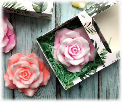 Зображення Мило «Троянда Дрім в коробці»