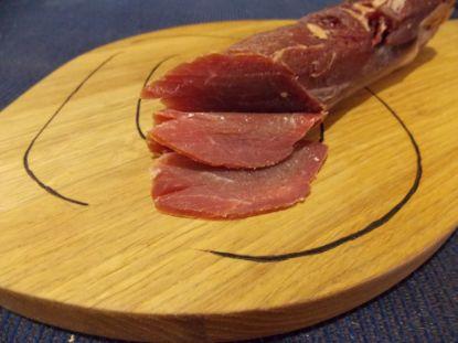 Зображення Вирізка свиняча холодного копчення