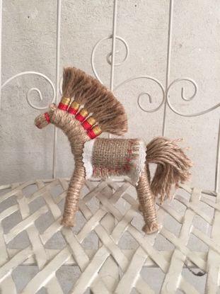 """Зображення Іграшка-оберег """"Сонячний кінь"""""""