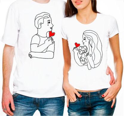 Зображення Парні футболки