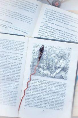 Изображение Закладка метла