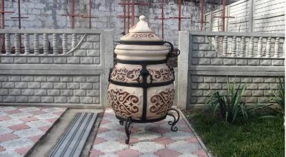 Зображення Тандир «Монгол»