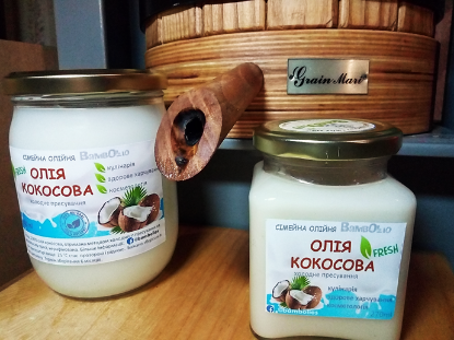 Зображення Кокосова олія
