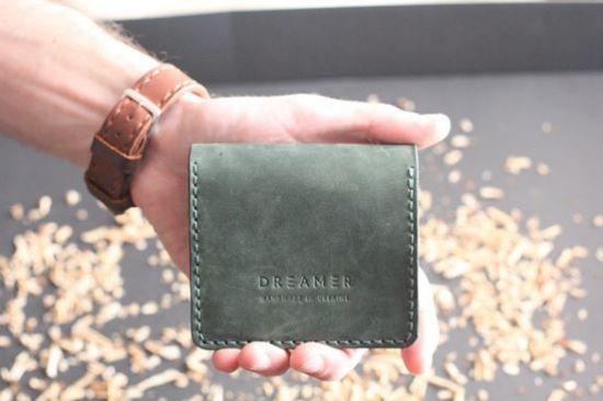 """Изображение Компактный кошелек \ маленький кошелек \ мини кошелек """"Trisha"""""""