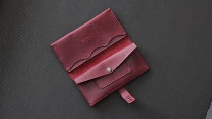 Изображение Кожаный кошелек