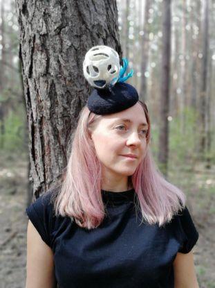 Зображення Коктейльний капелюх