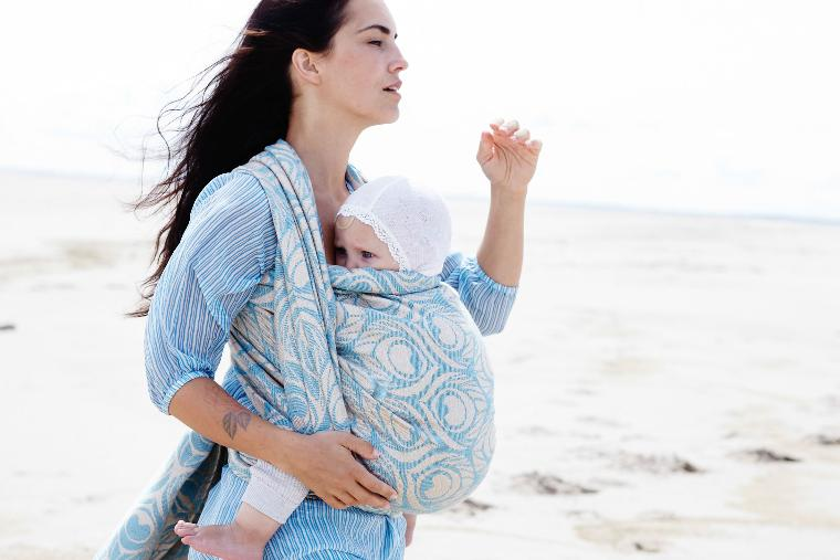 Верхній одяг для вагітних, слінгоодежда