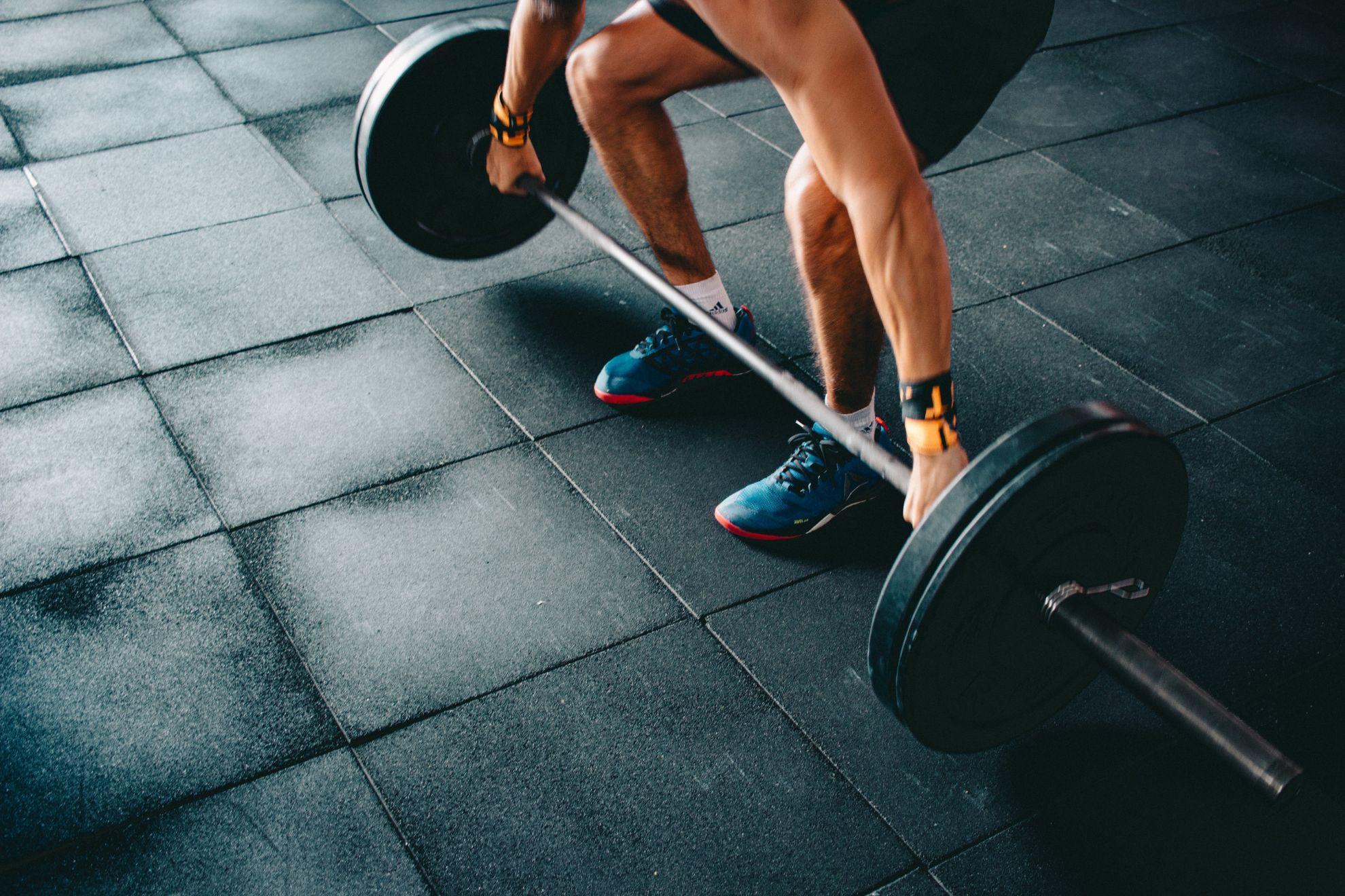 Взуття для важкої атлетики
