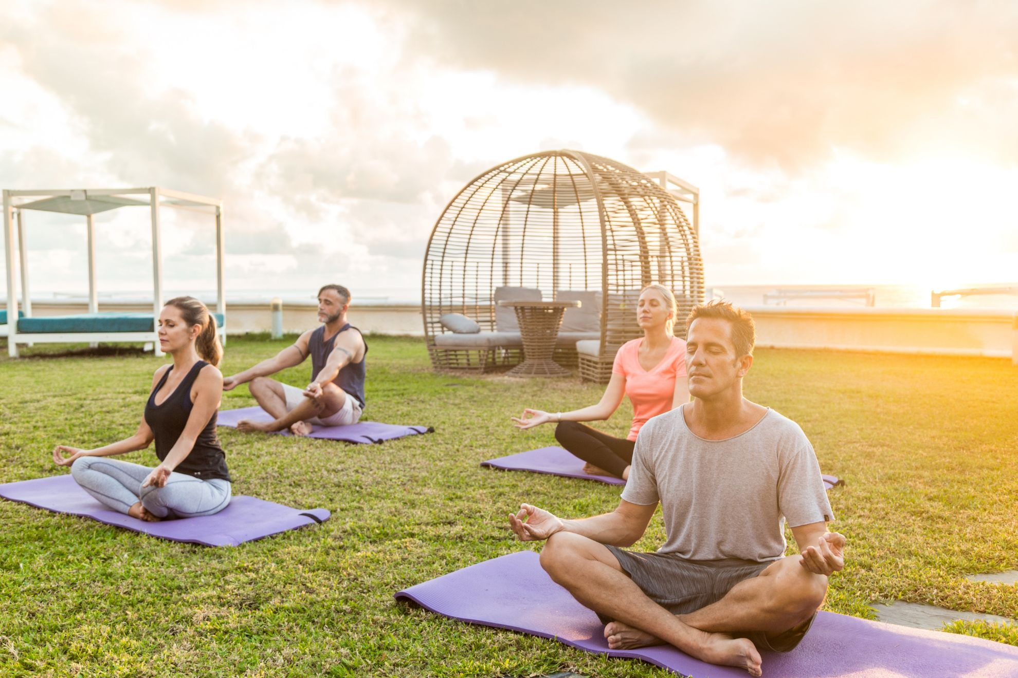 Одяг для йоги та фітнесу