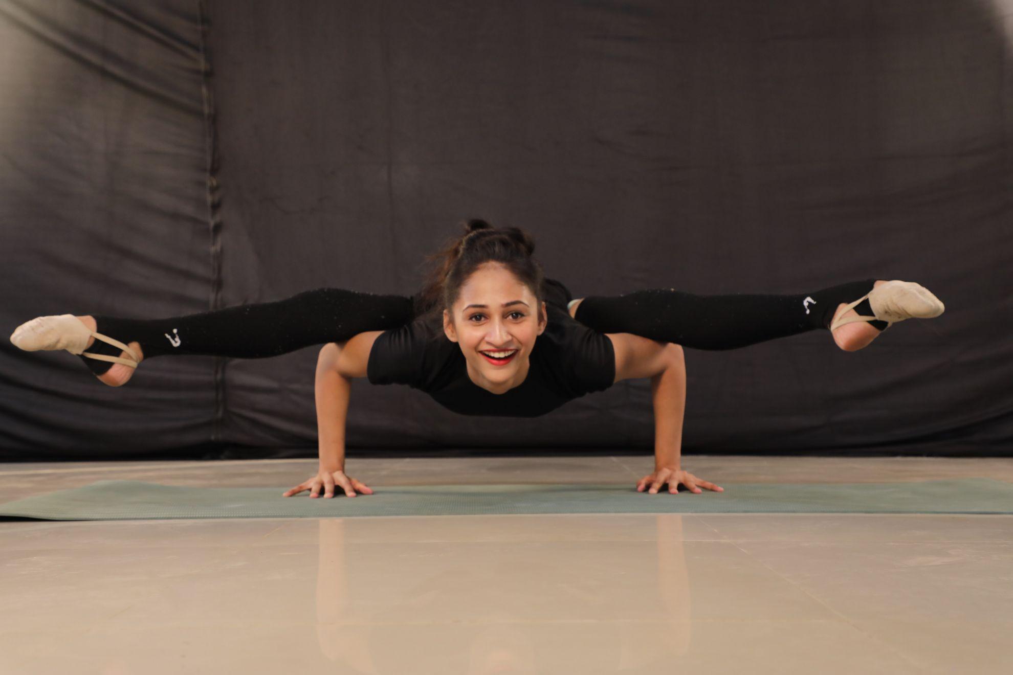 Одяг для хореографії і гімнастики