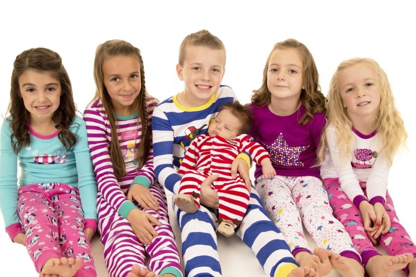 Одяг для сну та дому дитячий