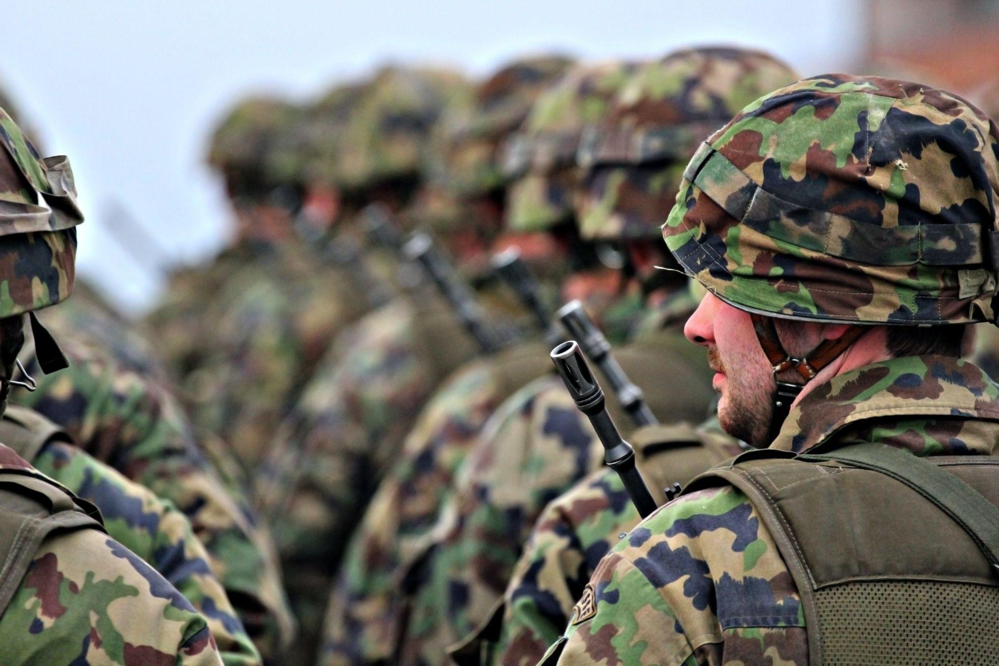 Військове обмундирування