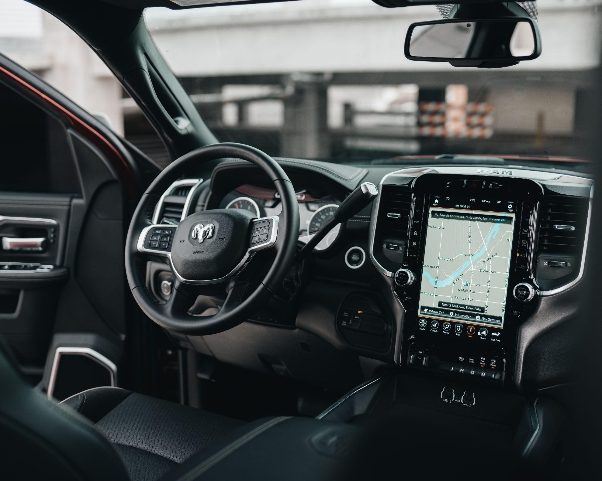 Автомобільні відеосистеми
