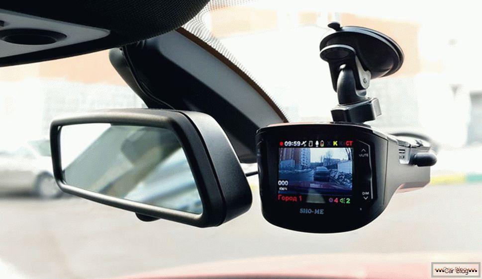 Відеореєстратори автомобільні