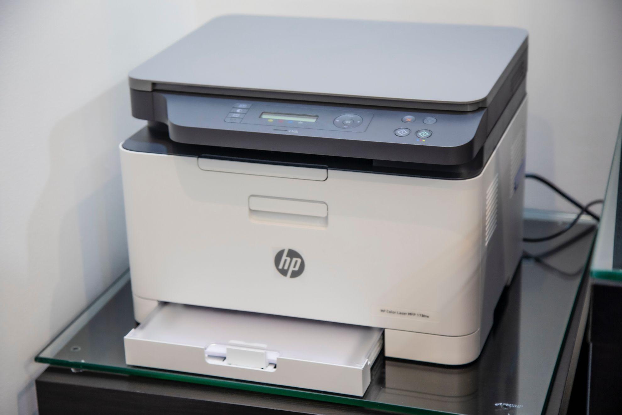 Принтери, сканери, МФУ та комплектуючі