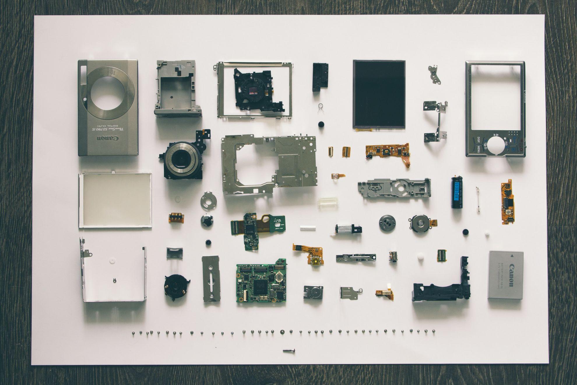 Запчастини для техніки та електроніки