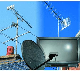 Супутникове, кабельне телебачення