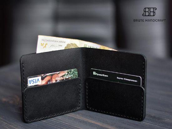 """Зображення Чоловічий гаманець """"Мінімум"""""""