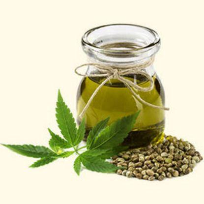 Зображення Олія з насіння коноплі