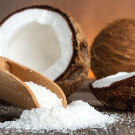 Изображение Мука из шрота кокосовой стружки