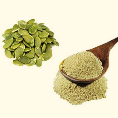 Зображення Борошно зі шроту насіння гарбуза
