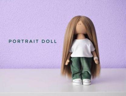 Зображення Портретна лялька