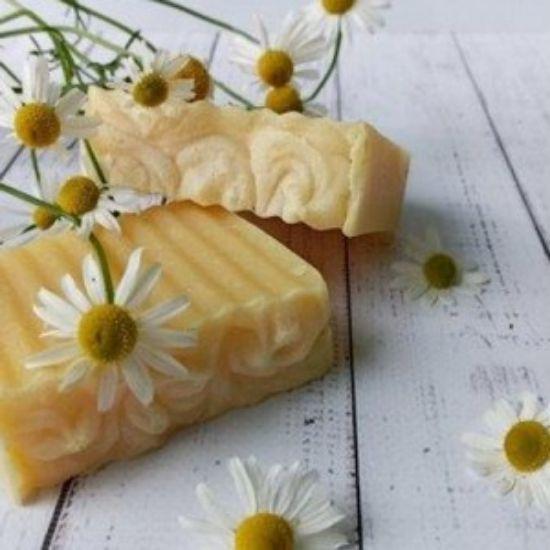 Изображение Натуральне крем-мило Ромашка