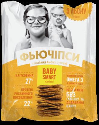 Зображення ФЬЮЧІПСИ BABY SMART 50 г.