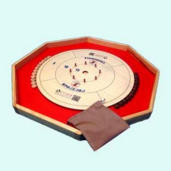 Зображення Канадська гра - Крокінол брендований
