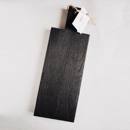 Зображення Обпалені дошки, прямокутні, для сервірування та нарізки