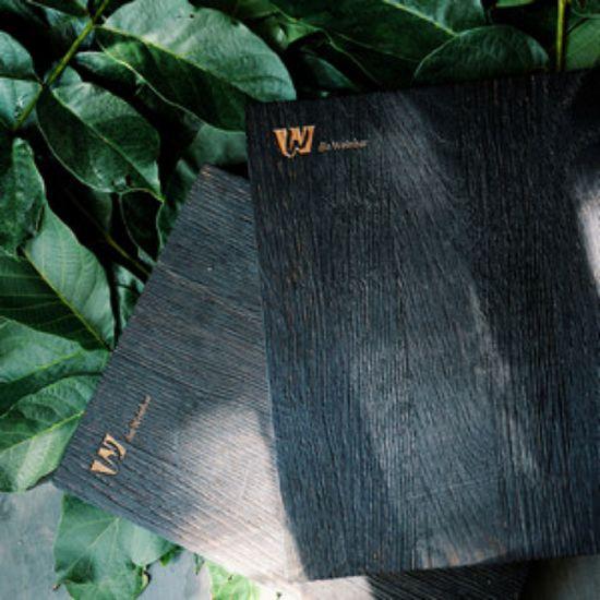 Изображение Обпалені дошки, прямокутні, для сервірування та нарізки