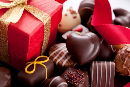 Шоколадні подарункові набори
