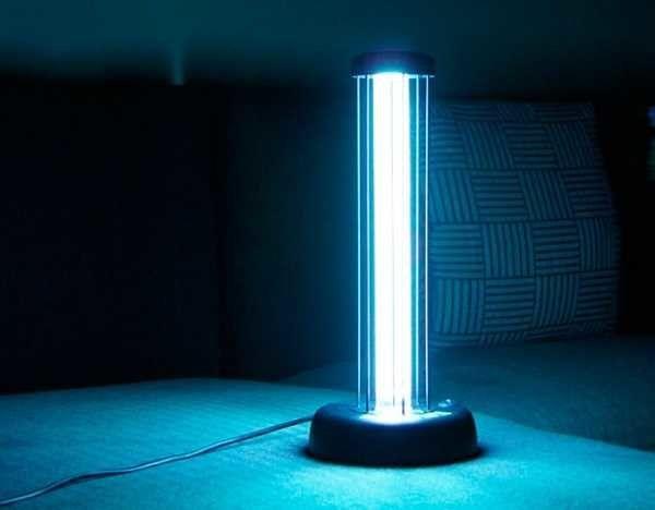 Бактерицидні лампи
