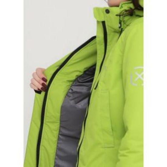 Зображення Куртка парка зимова непромокаюча