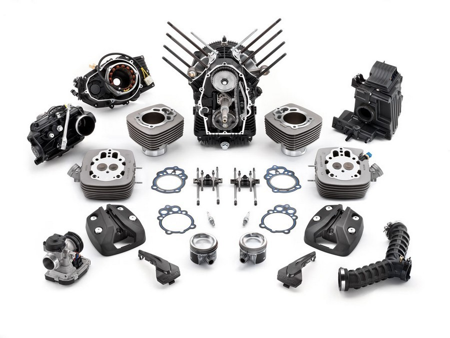 Запчастини для мототехніки