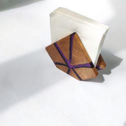 Зображення Серветниця зі зрізу трикутна