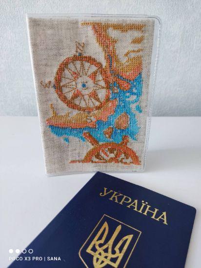 Изображение Обкладинка на паспорт Арт. ОП-2