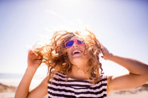 Сонцезахисні засоби для волосся