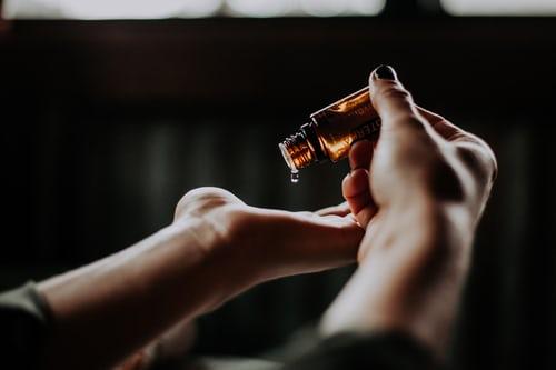 Косметичні та ефірні масла
