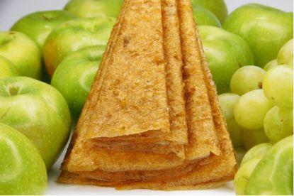 Изображение Пастила яблоко-виноград 50г.