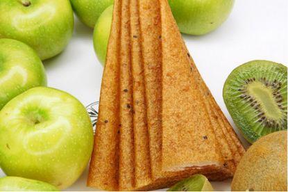Изображение Пастила яблоко-киви 50г.